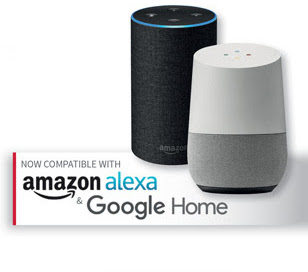 Amazon Alexa - Google Home